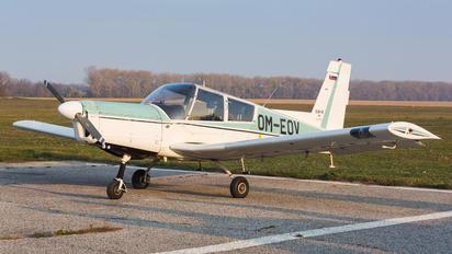 OM-EOV - Aeroklub Trnava Zlín Aircraft Z-43