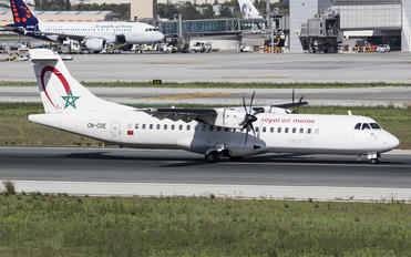 CN-COE - Royal Air Maroc ATR 72 (all models)