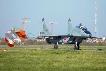 "56 - Russia - Air Force ""Strizhi"" Mikoyan-Gurevich MiG-29UB"