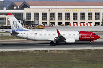 EI-FJD - Norwegian Air Shuttle Boeing 737-800