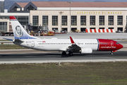 EI-FJD - Norwegian Air Shuttle Boeing 737-800 aircraft