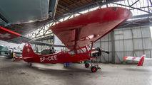 SP-CEE - Aeroklub Wroclawski PZL 101 Gawron aircraft