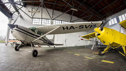 HA-SVH - Private Cessna 185 Skywagon