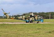 41 - Belarus - Air Force Mil Mi-24V aircraft