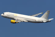 EC-JGM - Vueling Airlines Airbus A320 aircraft