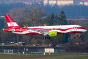 Air Baltic celebrates 100 years of Latvia with special colours on Airbus A220 title=