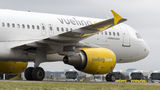 Vueling Airlines Airbus A320 EC-LOB at Amsterdam - Schiphol airport