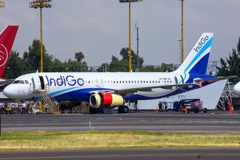 VT-IKB - IndiGo Airbus A320