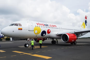 HK-5277 - Viva Air Airbus A320