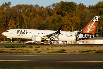 DQ-FAB - Fiji Airways Boeing 737-8 MAX