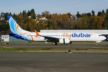 A6-FNA - flyDubai Boeing 737-9 MAX