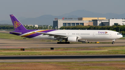 HS-TKC - Thai Airways Boeing 777-300
