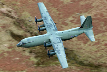 ZH874 - Royal Air Force Lockheed Hercules C.4
