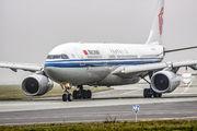 B-6092 - Air China Airbus A330-200 aircraft