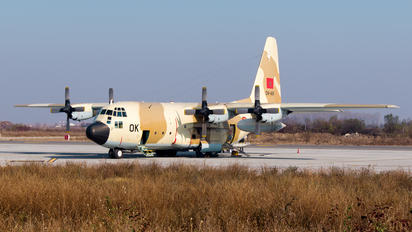CN-AOK - Morocco - Air Force Lockheed C-130H Hercules