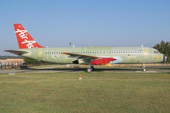 F-WWBZ - AirAsia (India) Airbus A320 NEO