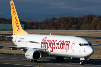 TC-ARP - Pegasus Boeing 737-800