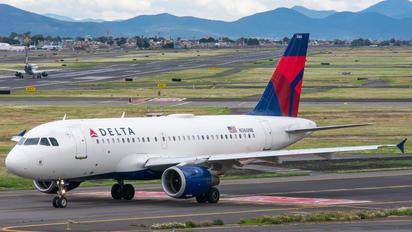 N360NB - Delta Air Lines Airbus A319