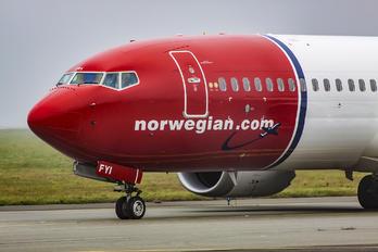 EI-FYI - Norwegian Air International Boeing 737-8 MAX