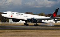 C-FJZS - Air Canada Boeing 777-300ER aircraft