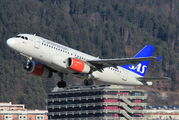 OY-KBP - SAS - Scandinavian Airlines Airbus A319 aircraft