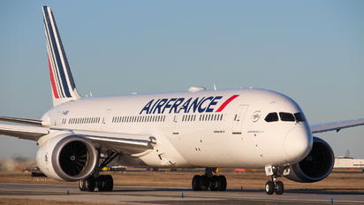 F-HRBF - Air France Boeing 787-9 Dreamliner