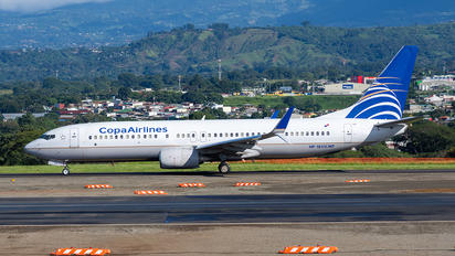 HP-1831CMP - Copa Airlines Boeing 737-800