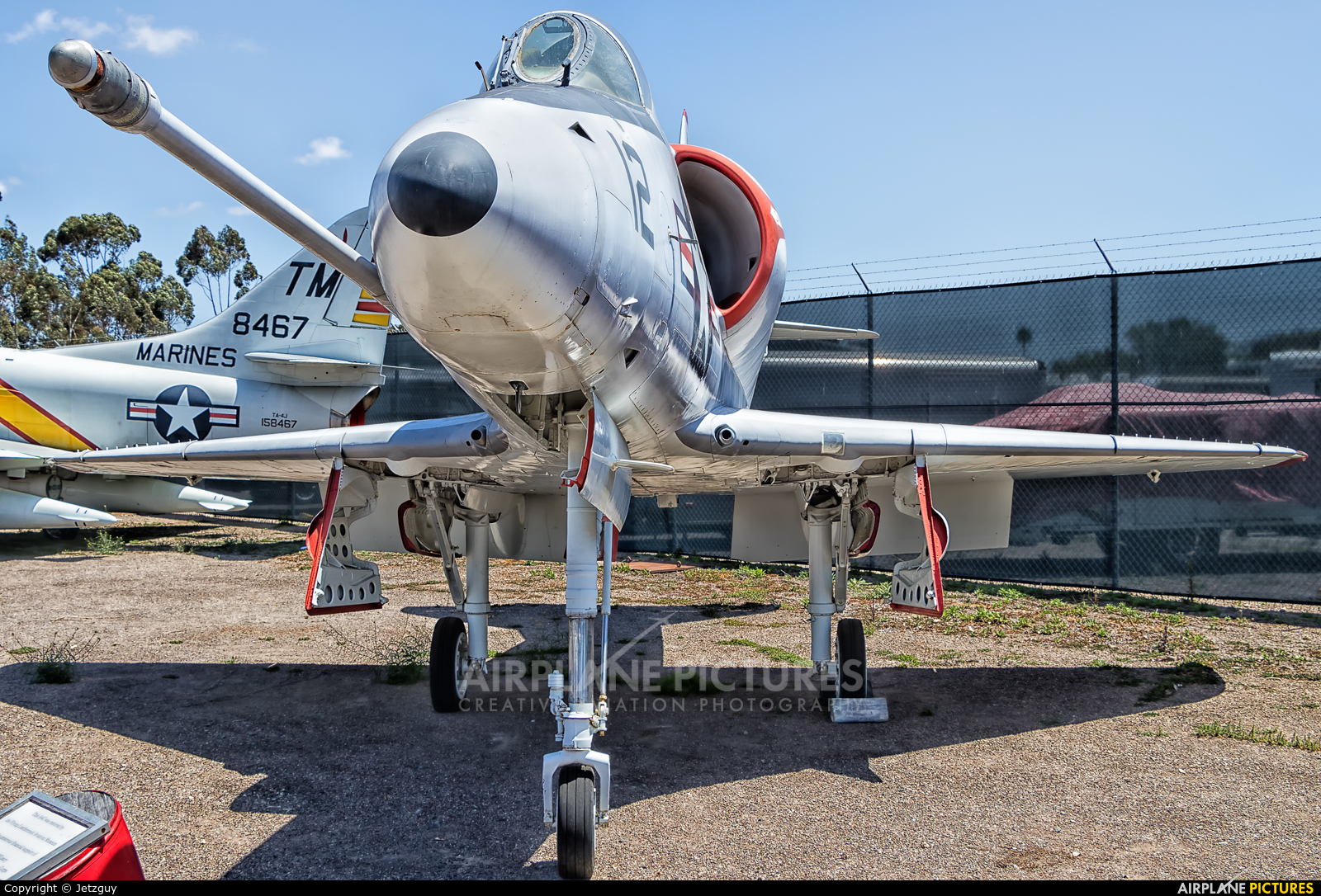 USA - Marine Corps 148492 aircraft at Miramar MCAS - Flying Leatherneck Aviation Museum