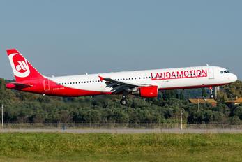OE-LCG - LaudaMotion Airbus A321