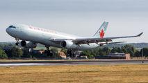 C-GHKX - Air Canada Airbus A330-300 aircraft
