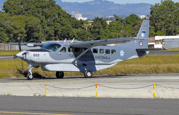 889 - Guatemala - Air Force Cessna 208B Grand Caravan