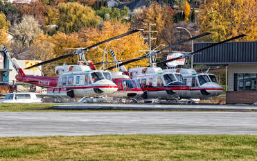 - - Alpine Helicopters Canada - Airport Overview - Overall View
