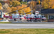 - - Alpine Helicopters Canada - Airport Overview - Overall View aircraft