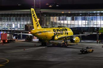 N507NK - Spirit Airlines Airbus A319