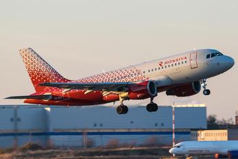 VQ-BAU - Rossiya Airbus A319