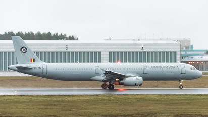 CS-TRJ - Belgium - Air Force Airbus A321
