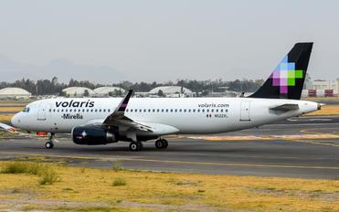 N522VL - Volaris Airbus A320