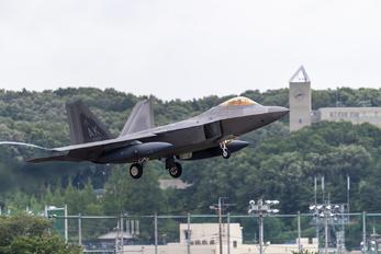 06-4117 - USA - Air Force Lockheed Martin F-22A Raptor