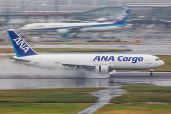 JA8664 - ANA Cargo Boeing 767-300F