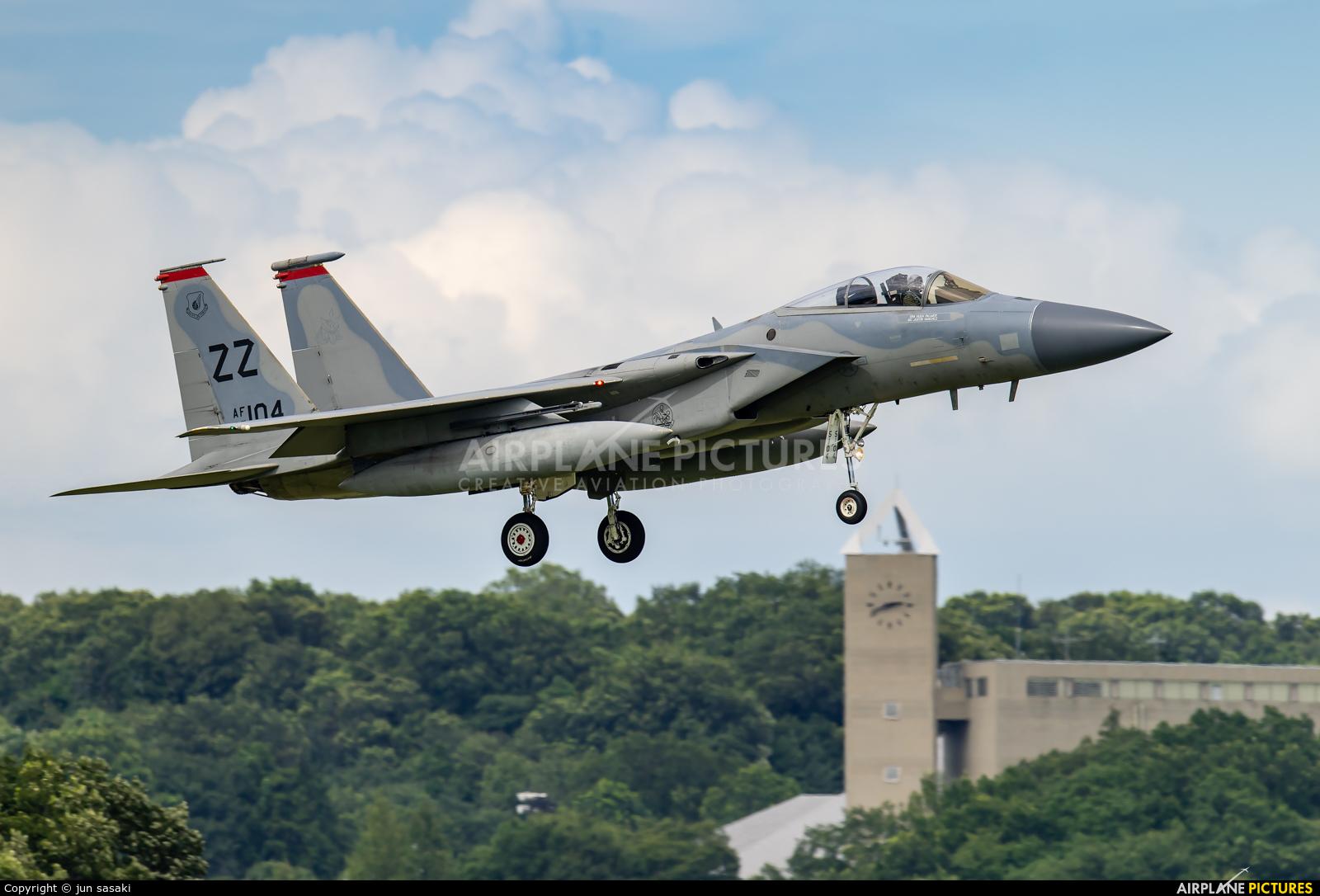 USA - Air Force 85-0104 aircraft at Yokota AB