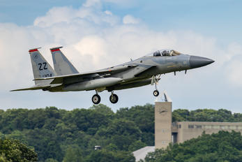 85-0104 - USA - Air Force McDonnell Douglas F-15C Eagle