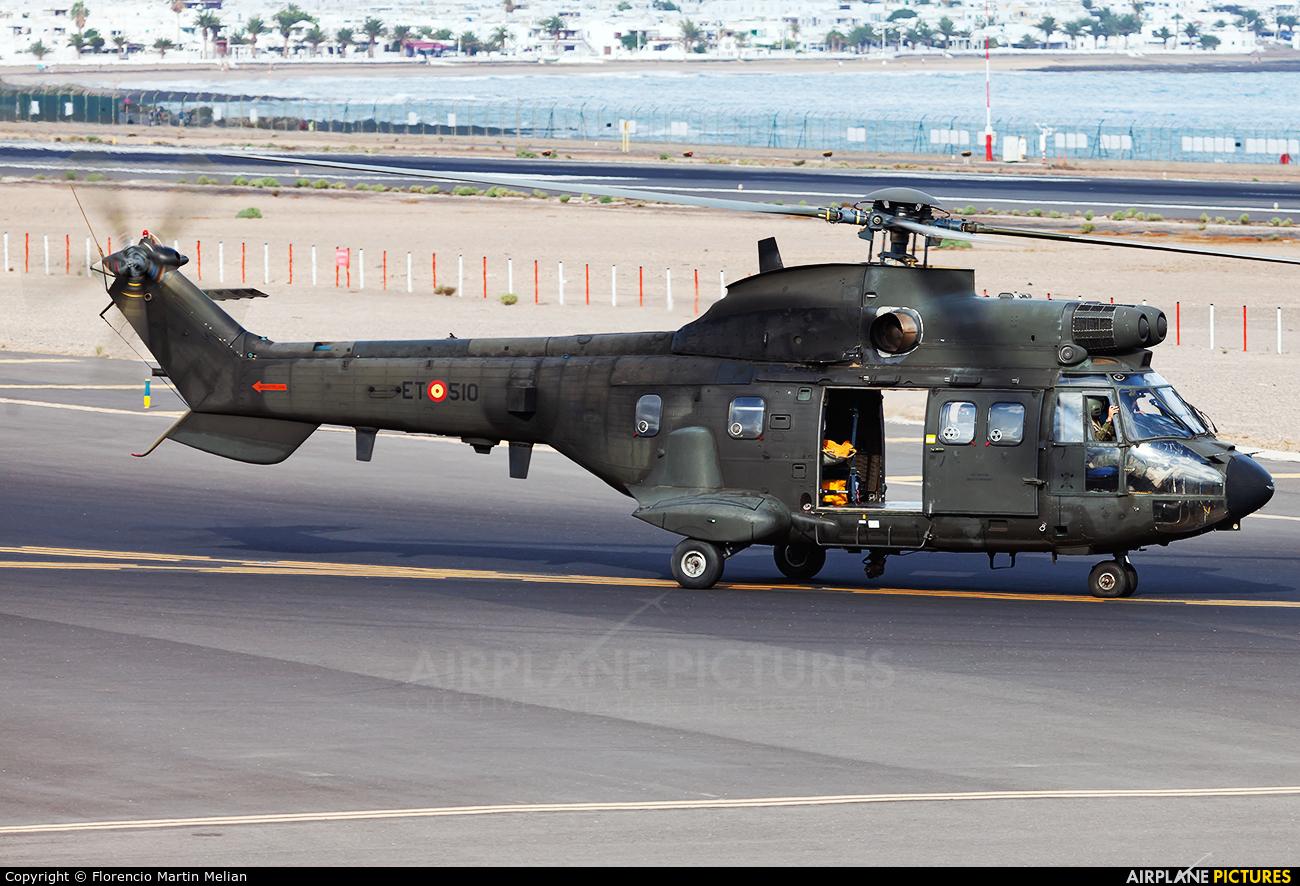 Spain - FAMET HT.21-12 aircraft at Lanzarote - Arrecife