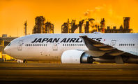 JA741J - JAL - Japan Airlines Boeing 777-300ER aircraft