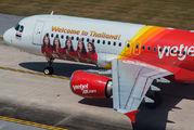HS-VKA - Thai Vietjet Airbus A320 aircraft