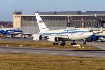 RA-96006 - Domodedovo Airlines Ilyushin Il-96