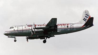 G-BBDK - British Air Ferries  BAF Vickers Viscount