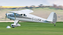 G-LUSK - Private Luscombe 8E Silvaire Deluxe aircraft