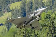 7-HW - France - Air Force Dassault Rafale B aircraft