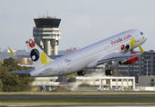 F-WWDQ - Viva Colombia Airbus A320 aircraft