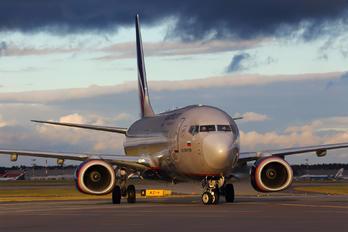 VP-BRR - Aeroflot Boeing 737-800
